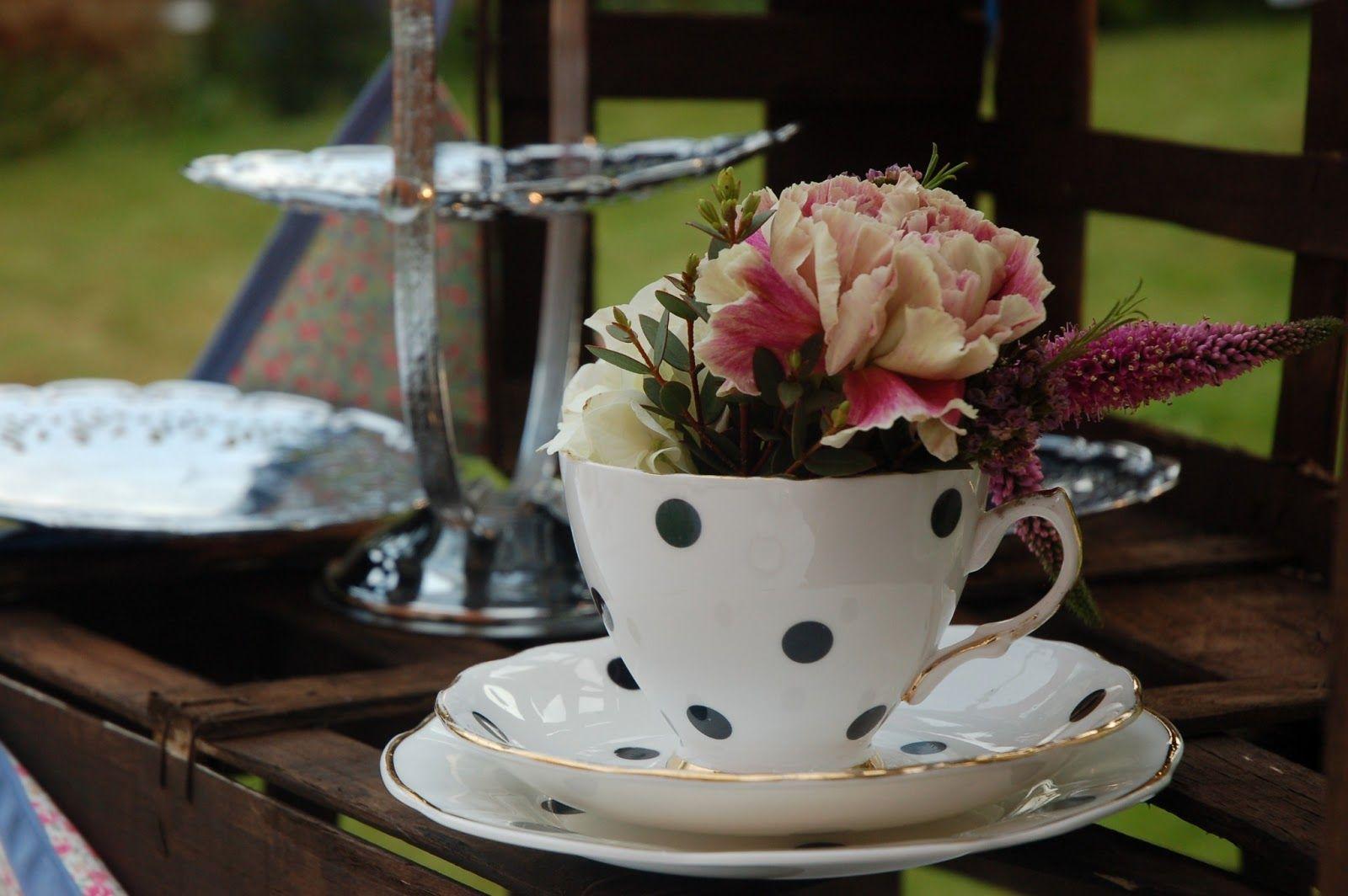 Os presentamos una bella selecci n de ideas de decoraci n - Decoracion de tazas ...