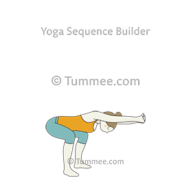 bear pose yoga  yoga sequences benefits variations and