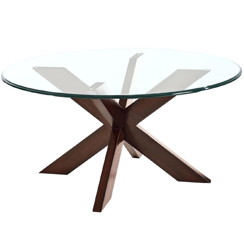 Pier 1 Simons Glass Top Coffee Table Coffee Table Glass Top Coffee Table Table