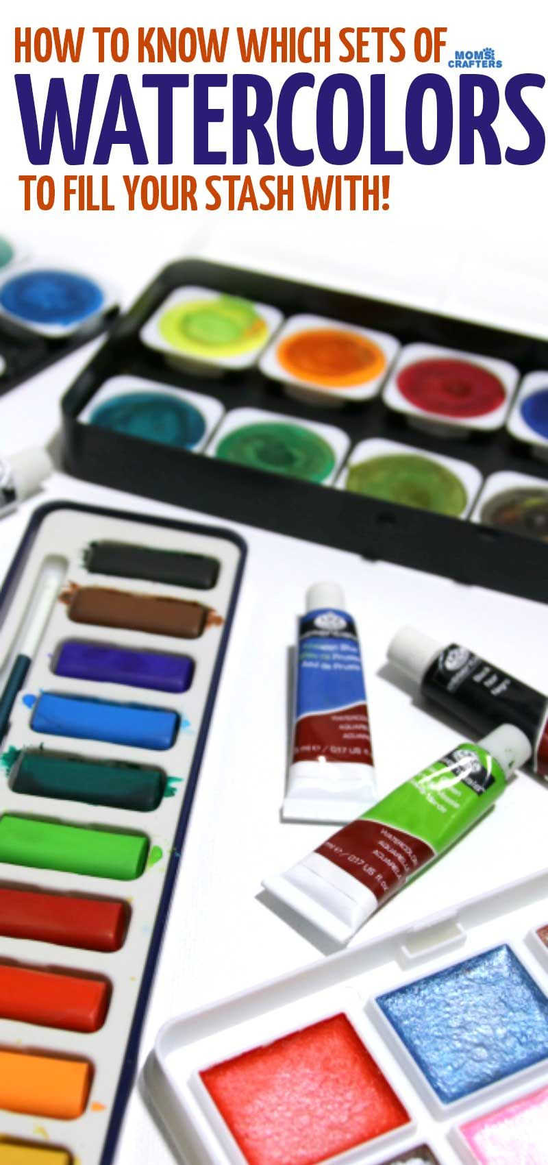 The Best Watercolor Paint Set To Start With Watercolor Supplies