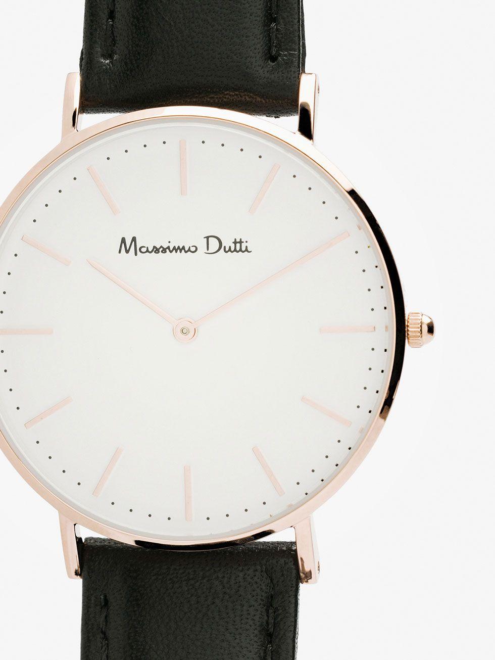 Relojes mujer massimo dutti