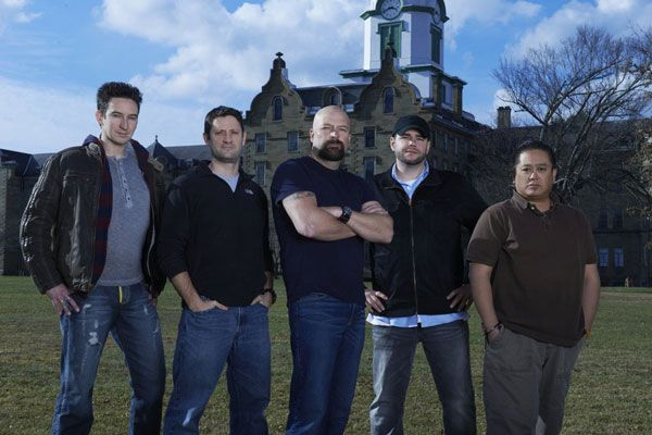 Syfy wants more of both Ghost Hunters and Paranormal Witness, giving Ghost Hunters an order for a 10th season and Paranormal Witness a fourth season order. #ghosthunters #paranormalwitness