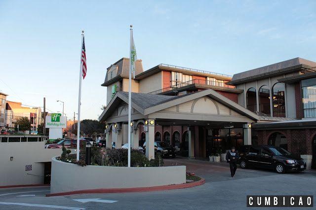 Cumbicão: Hotel Review - Onde ficar em São Francisco? Holiday Inn Fisherman's Wharf