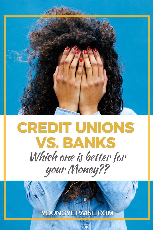 Credit unions vs big banks who should you trust credit