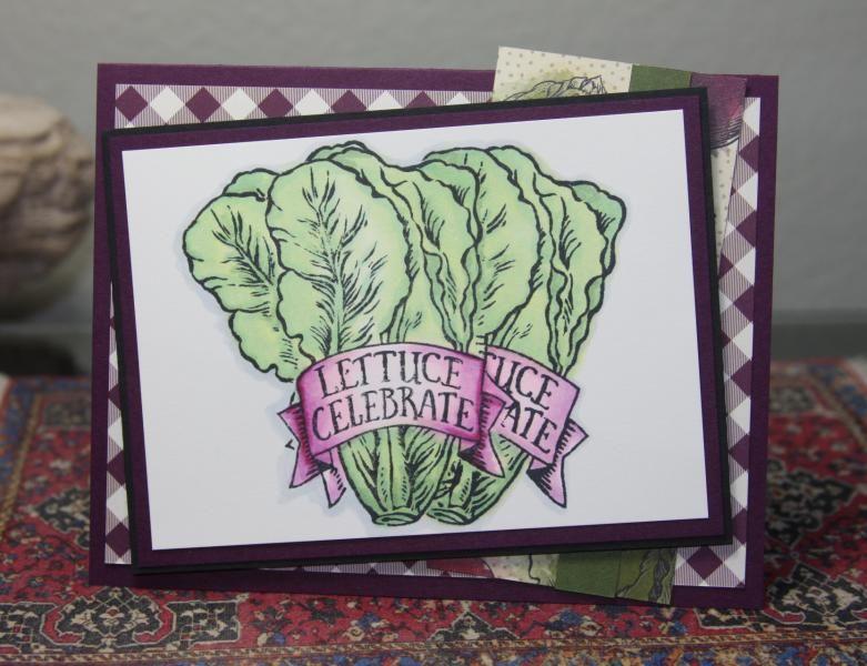 SC548 Lettuce Celebrate