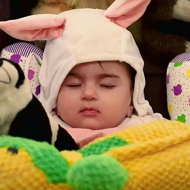 Image result for shivika baby pari oberoi