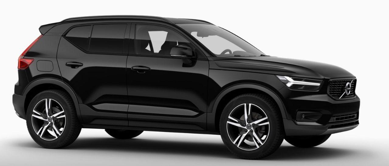 2019 Volvo Xc40 Black Auto S En Motoren Motor Auto S