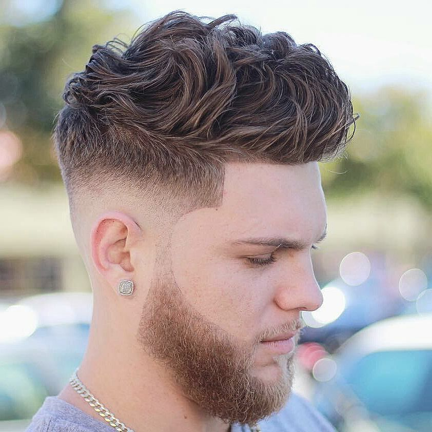 Comb Over Hairstyle Entrancing Nice 45 Powerful Comb Over Fade Hairstyles  Comb On Over Check