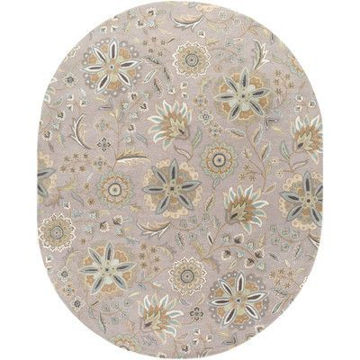 Surya Athena Hand-Tufted Tan Area Rug Rug size: