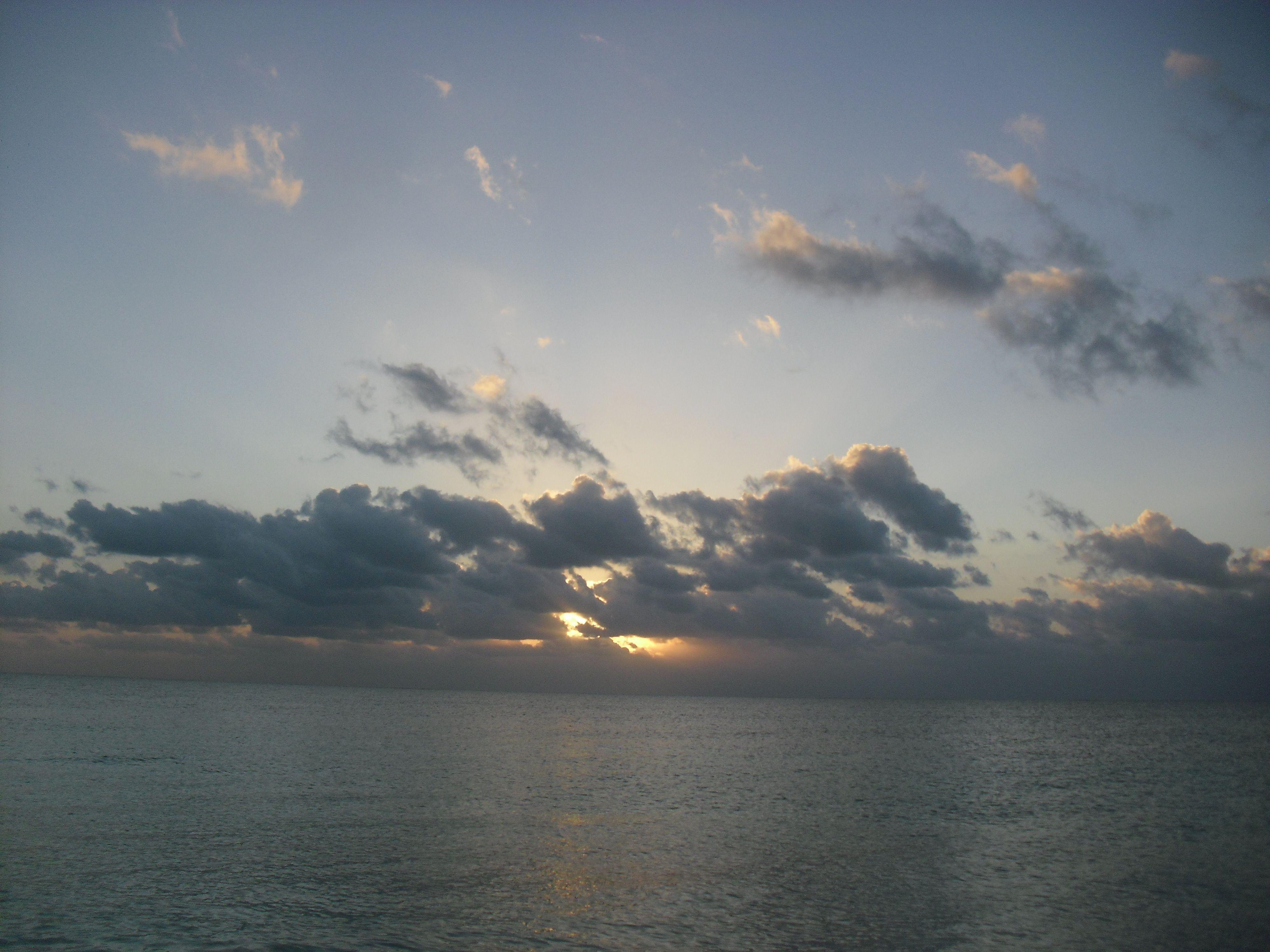 Cancun Riviera Maya Sunrise Sunset Sunrise