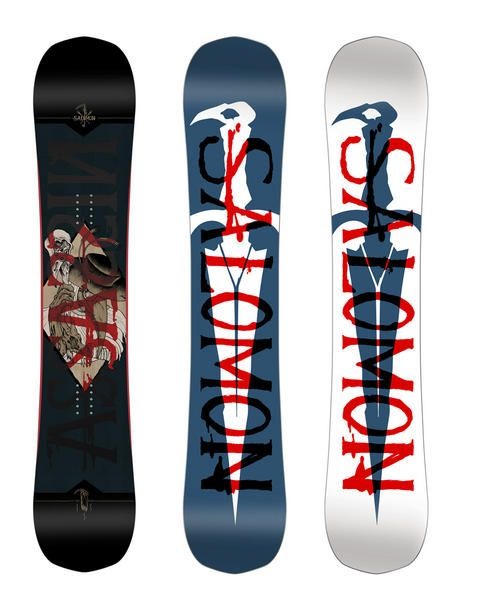 be05a6b6ec89 The Assassin from Salomon Snowboards is an excellent all mountain freestyle  board packed full of tech features. Its a true twin board with rock out  camber ...