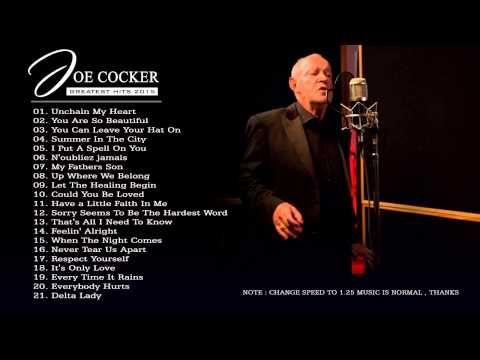 Joe Cocker Greatest Hits-Best Songs Of Joe Cocker - YouTube |Joe Cocker Greatest Hits Youtube