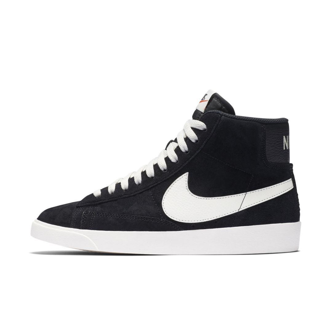 wholesale dealer c111d 3646f Nike Blazer Mid Vintage Women s Shoe Size 11.5 (Black)