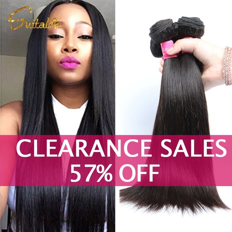 A brazilian virgin hair straight bundles queen hair products