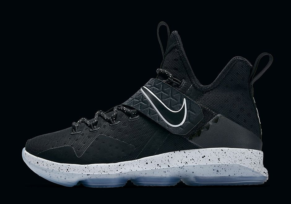 hot sale online d8214 157e4 Nike LeBron 14 Black Ice Where To Buy | Kicks | Nike lebron ...