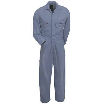 Key Coveralls Grey Flame-Resistant Contractor Relaxed Fit Coveralls 984 04