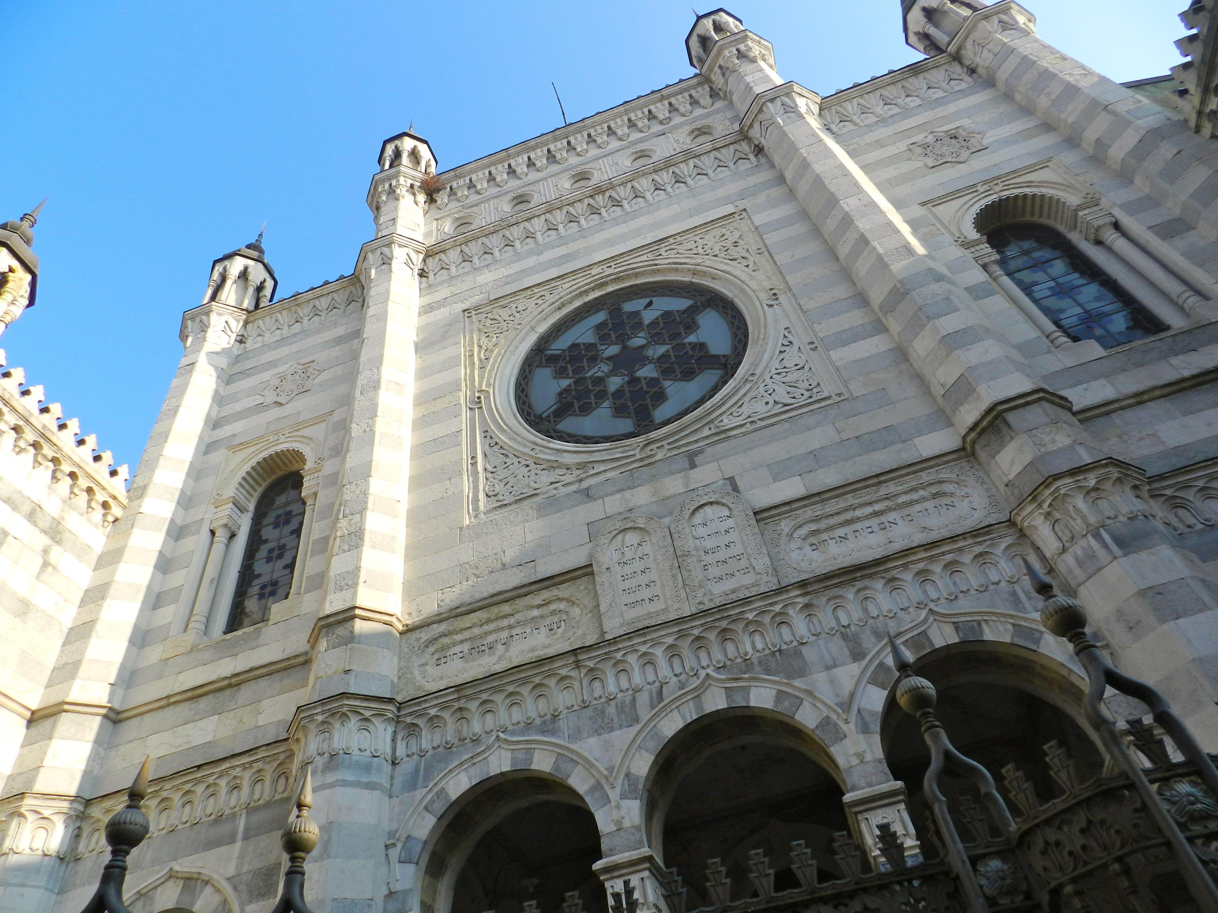 Sinagoga, Vercelli