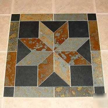 36 Inch Brazil Slate Tile Mosaic