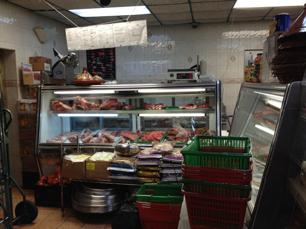 Where we get our meats! Fertile Crescent Grocery and Halal