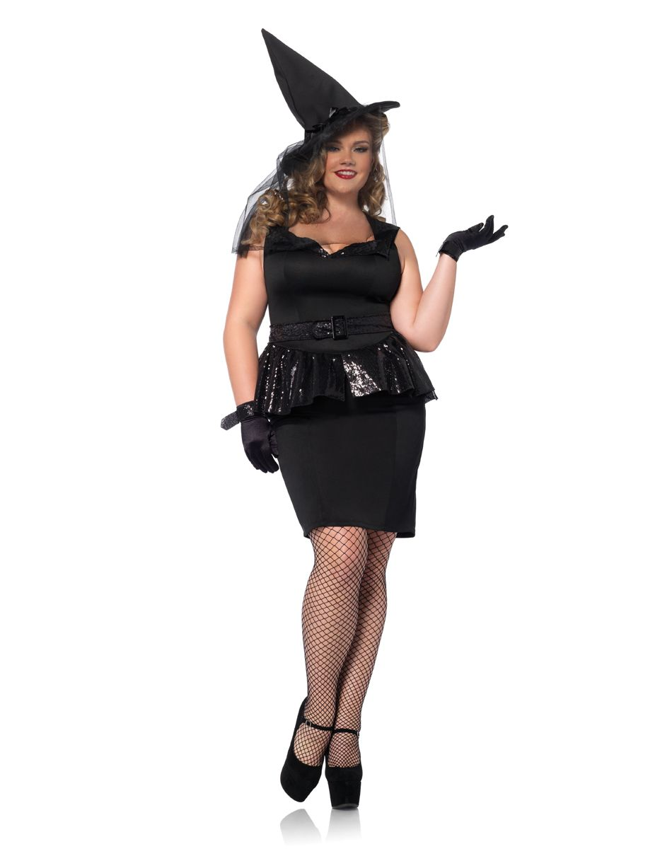 Bewitching Adult Womens Plus Size Costume – Spirit Halloween | My ...