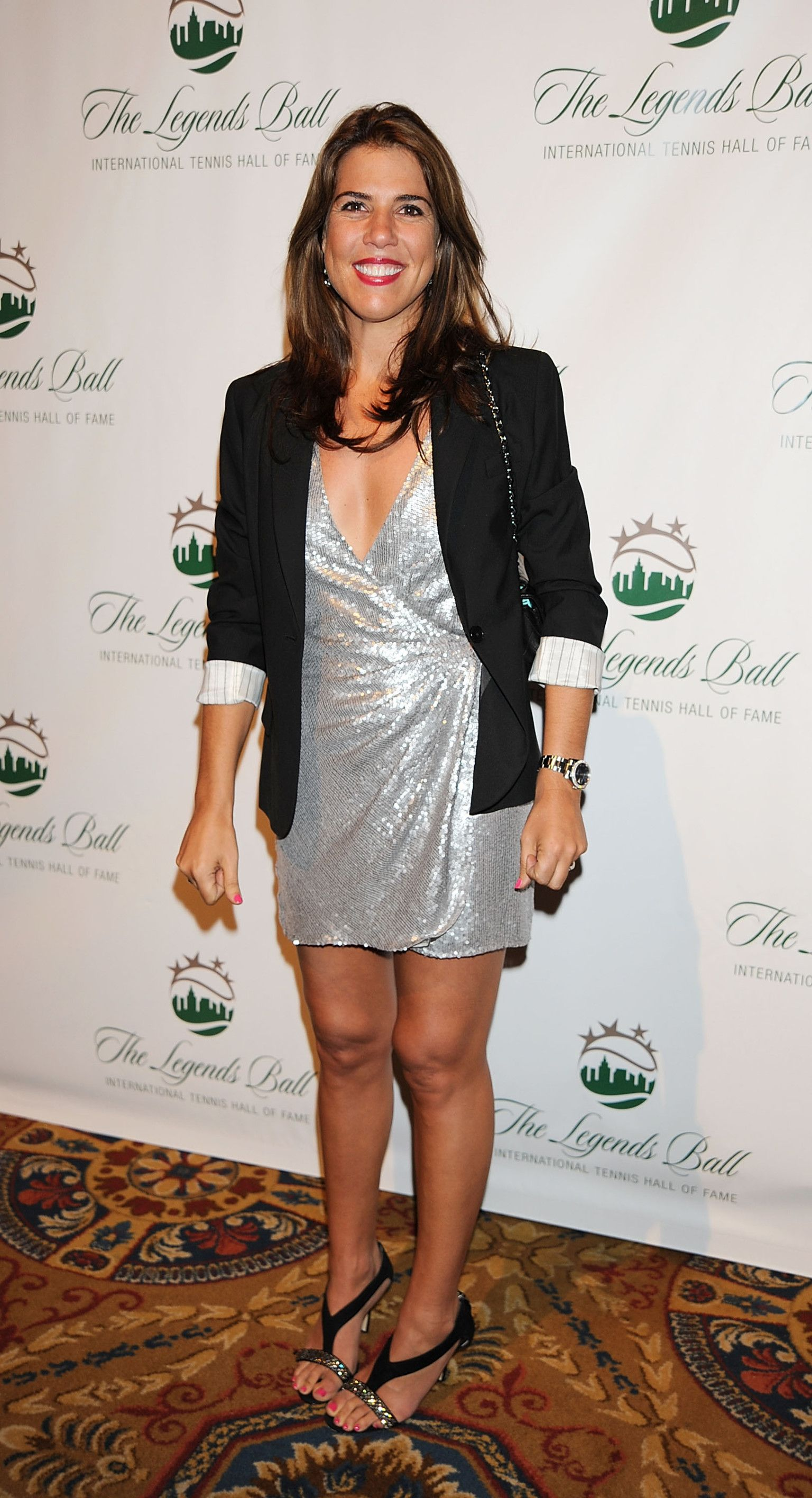 Jennifer Capriati Tennis Player Leaked Celebs
