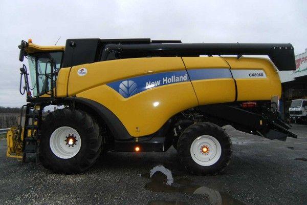 967 Advertisements Of New Holland Combine Harvester Combine