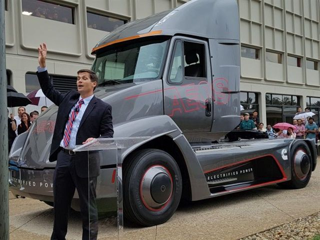 Cummins Taps UK Battery Maker for Electric Truck Development