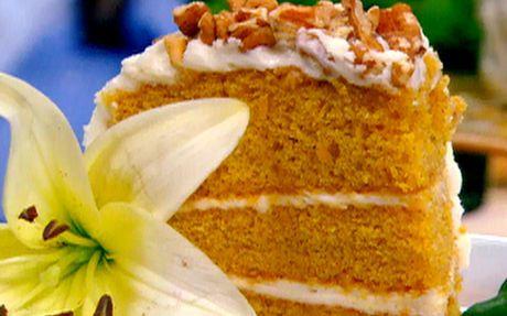 Paula Deen Carrot Cake Recipe