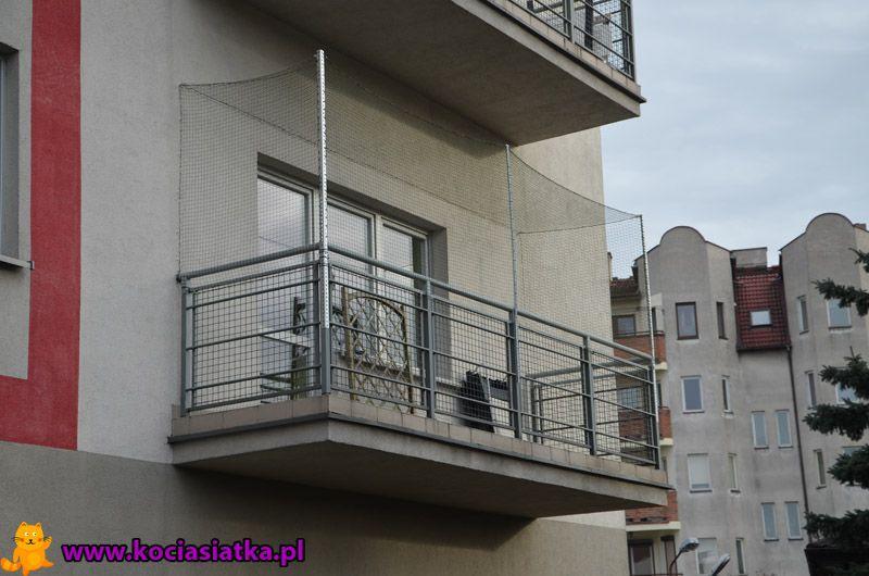 Pin Na Okno I Balkon Dla Kota