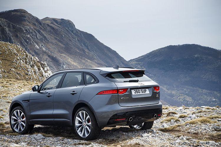 2020 Jaguar F Pace Jaguar Suv Jaguar Car Luxury Cars