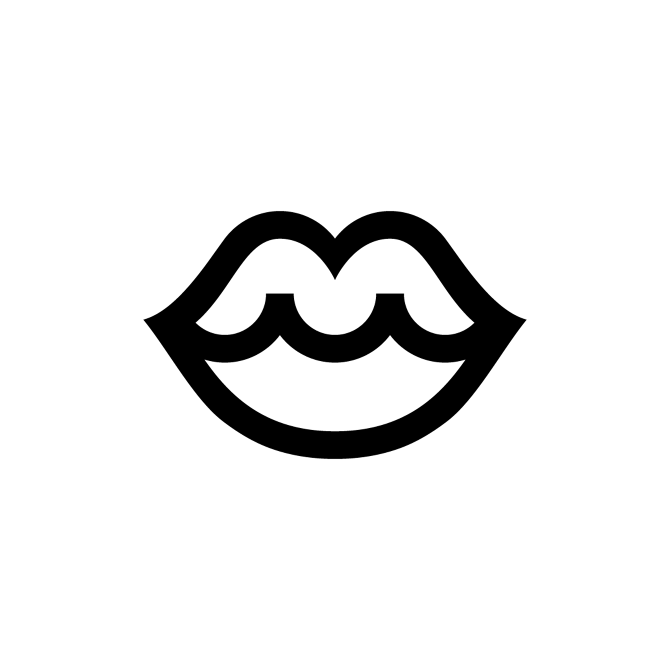 No. 011 / Lips © 2017 Marks & Letters
