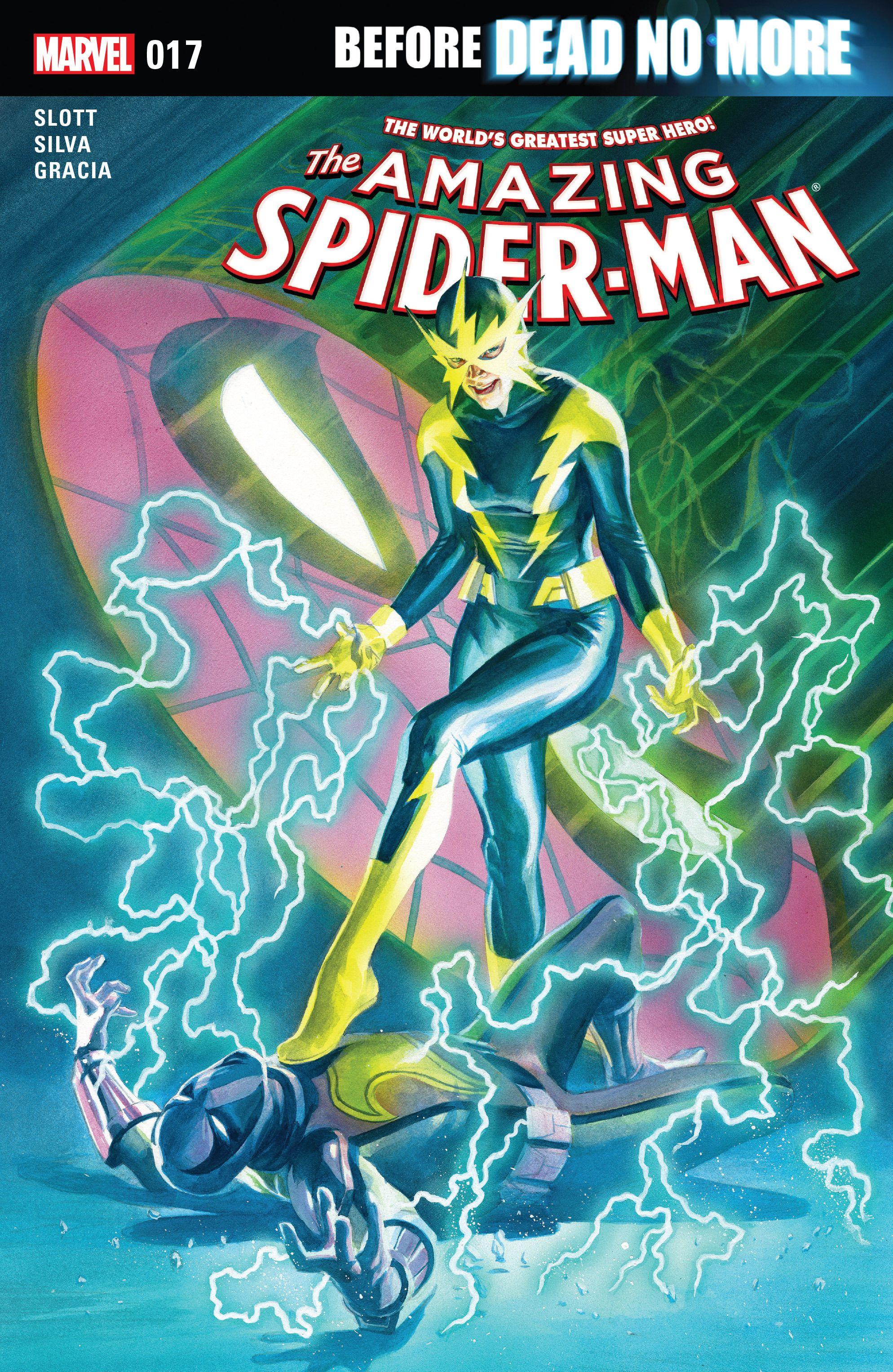 The Amazing Spider-Man 17