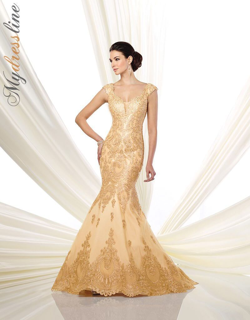 Ivonne d d long dress lowest price guaranteed authentic gown