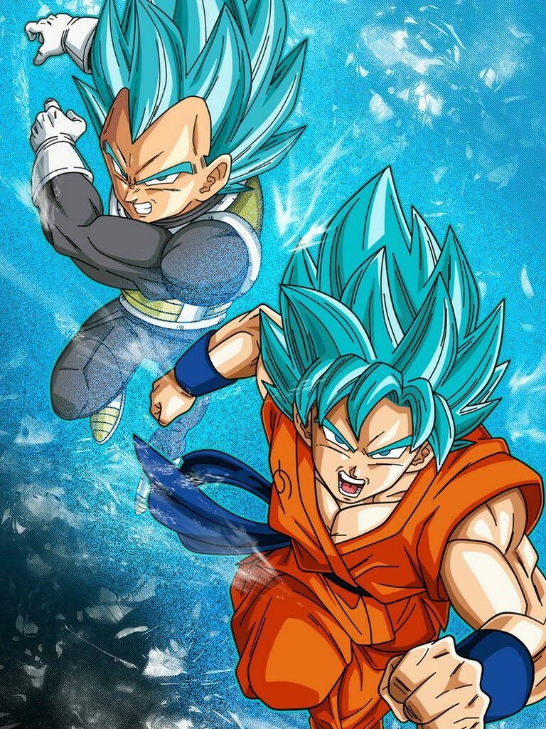 غوكو و فيجيتا In 2021 Goku Pics Dragon Ball Art Dragon Ball Z
