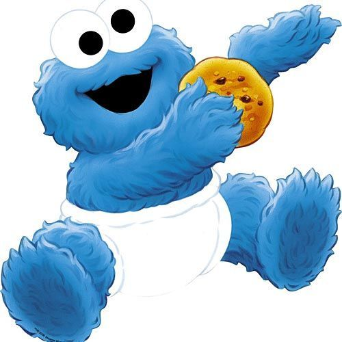 21+ Baby cookie monster clipart ideas