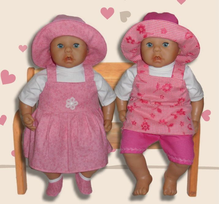 Puppen & Zubehör Puppenkleidung Windel passend für First Baby Annabell  36 cm