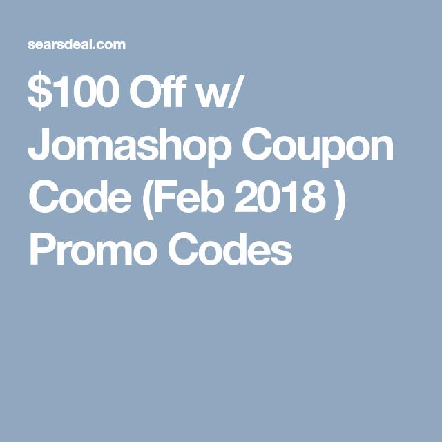jomashop coupon