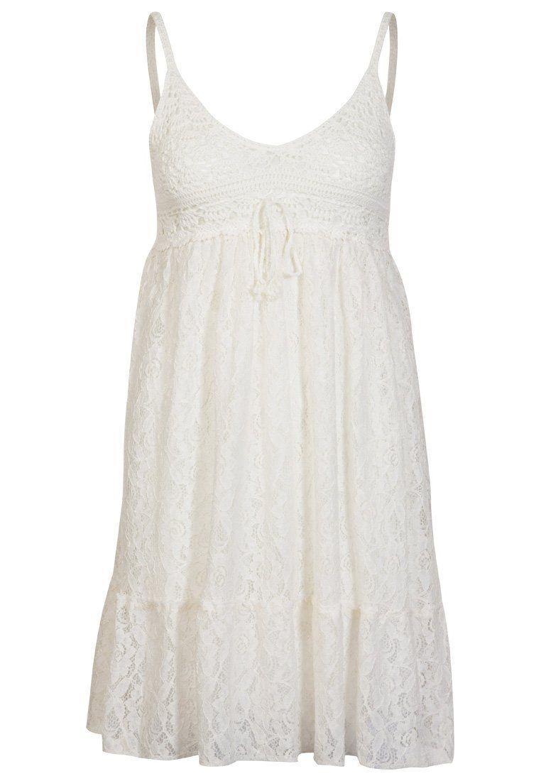 Robe blanche zalando