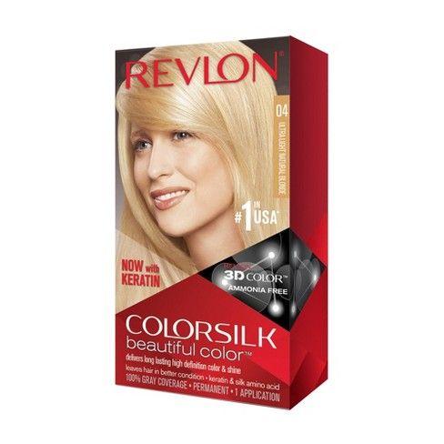 Revlon Colorsilk Beautiful Permanent Hair Color Target Revlon