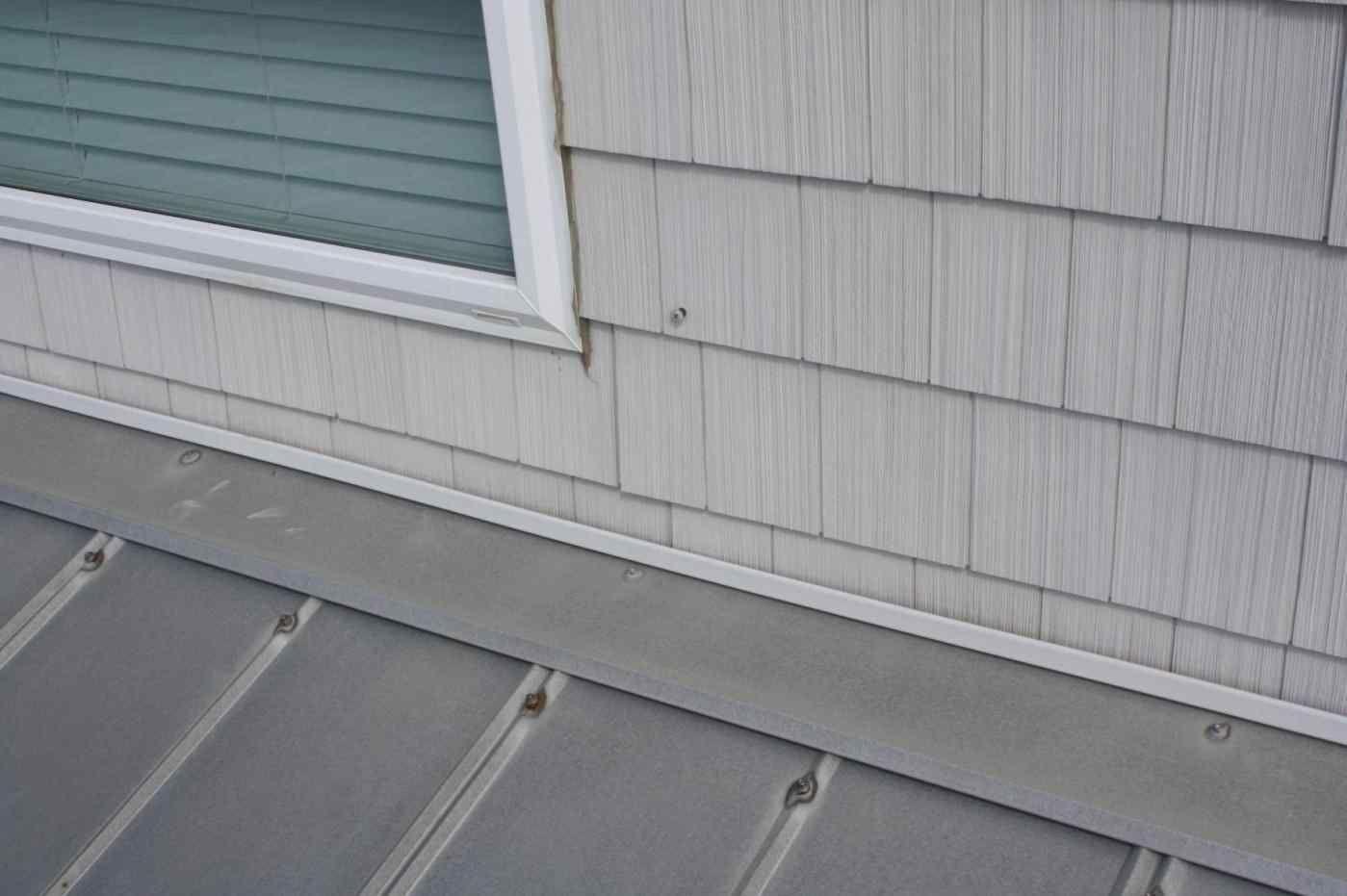 5V Crimp Metal Roof Metal roof, Roof design, Roof