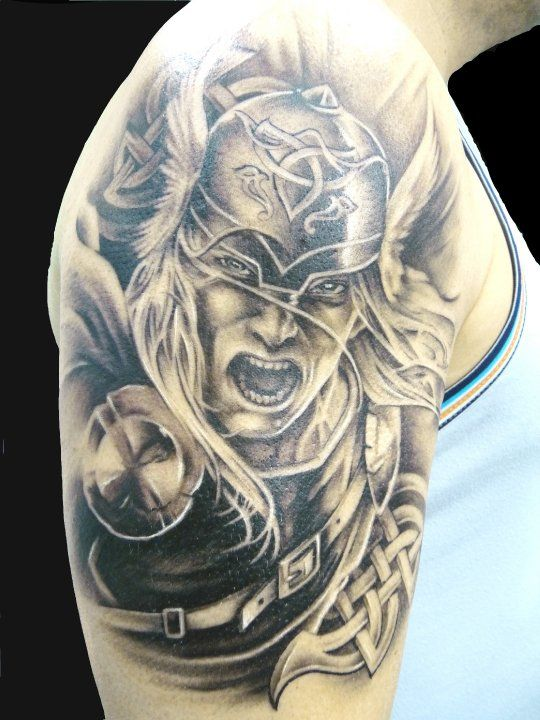 Pin By Micah Woody On Tattoos Pinterest Guerriere