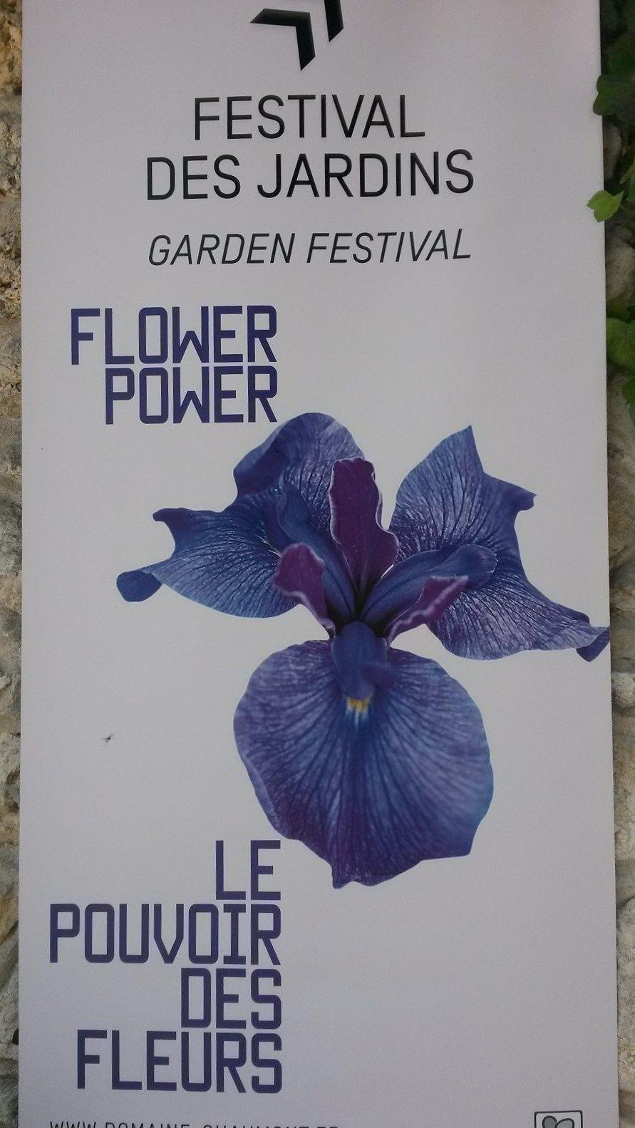 Les jardins d'une nouvelle République du Centre. Les fleurs prennent le pouvoir à Chaumont-sur-Loire. Verso una nuova Repubblica... il potere dei fiori