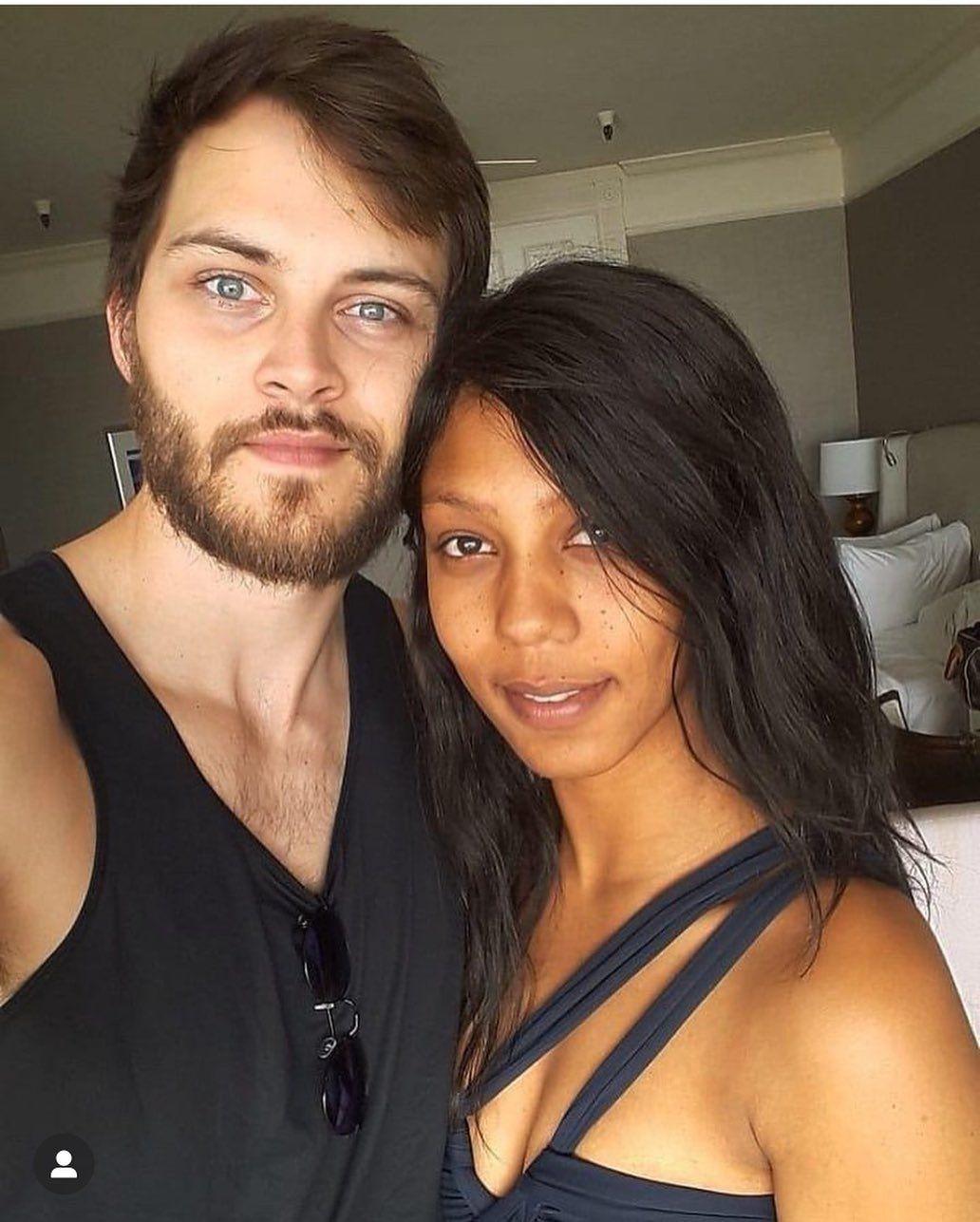White Men Black Women Dating on Instagram: Interracial
