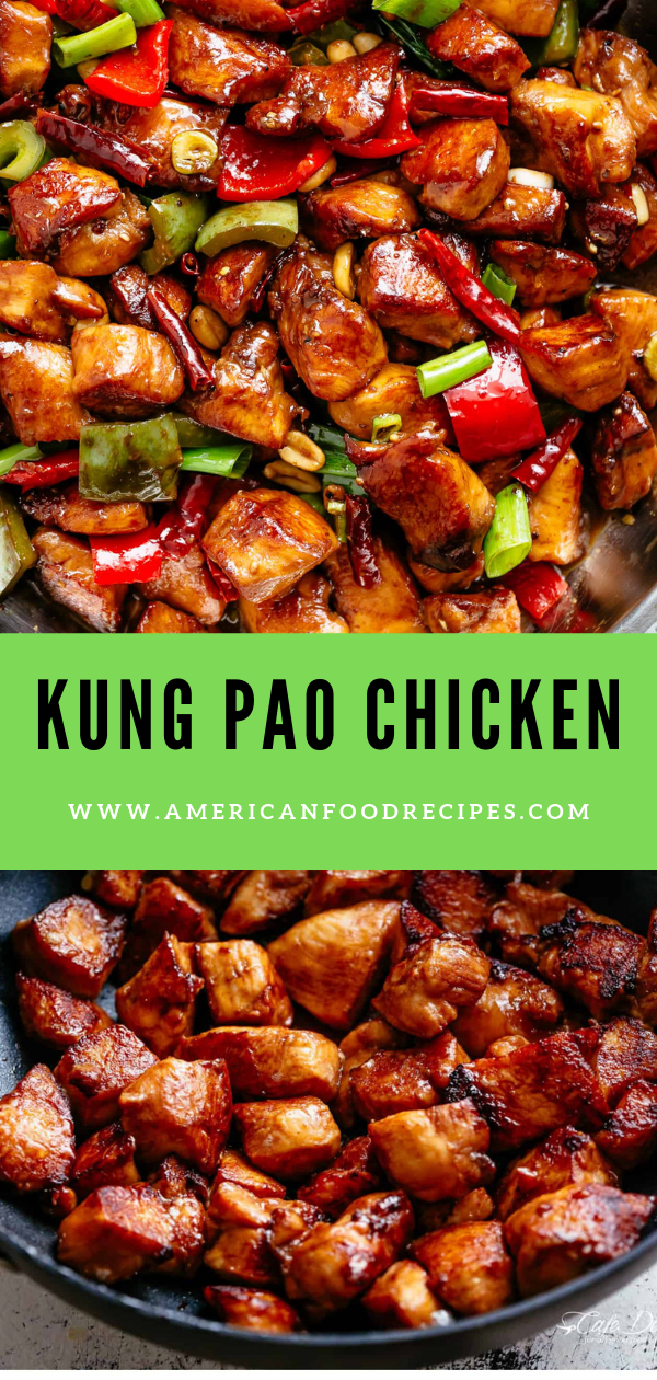Kung Pao Chicken images