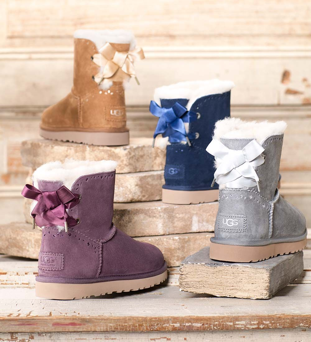 1ca124a5071 UGG® Dixi Flora Perf Boots | Boots | Stylish, unique and super-cute ...