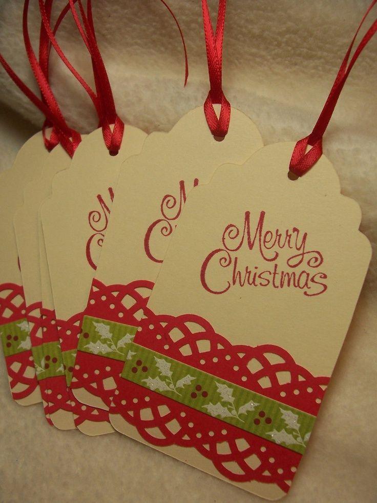 Del libro de recuerdos de la Navidad Etiquetas del regalo - Imágenes de Bing: #teacherchristmasgiftideas