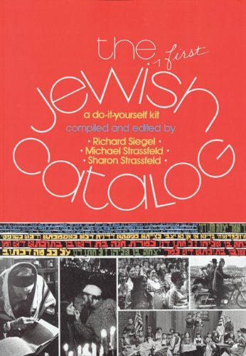 The first jewish catalog a do it yourself kit by richard siegel the first jewish catalog a do it yourself kit by richard siegel http solutioingenieria Choice Image