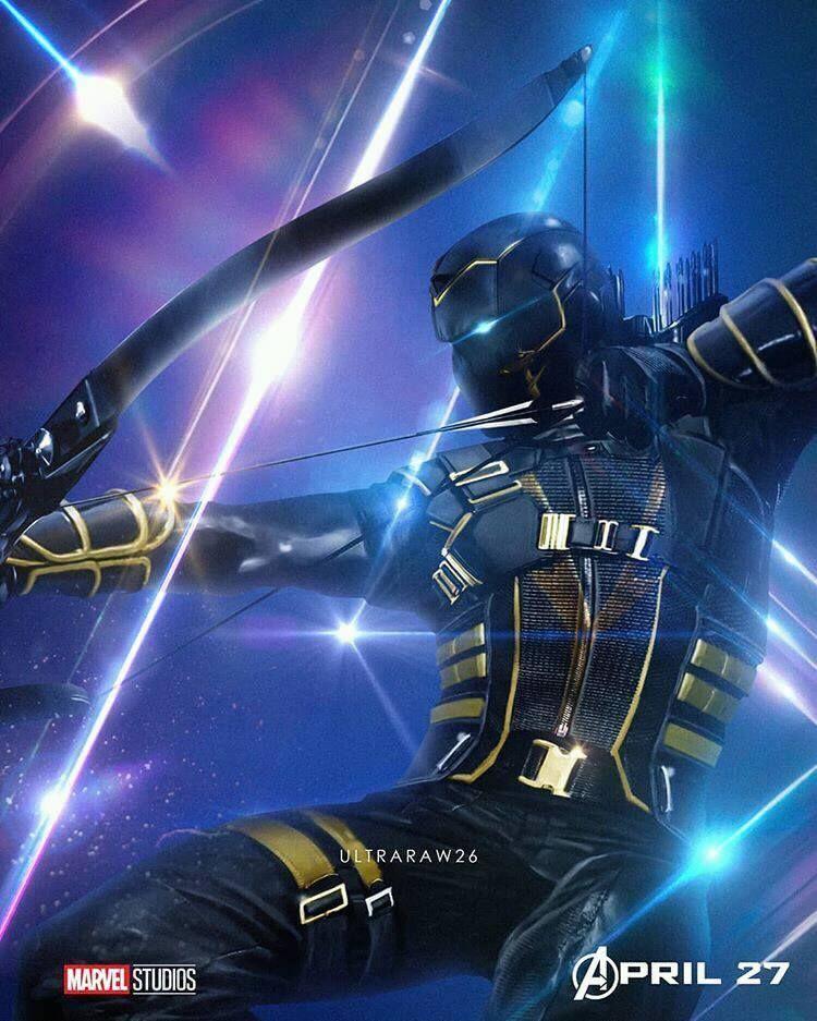 Amazing HawkeyeRonin Fan Art Marvel ronin, Marvel