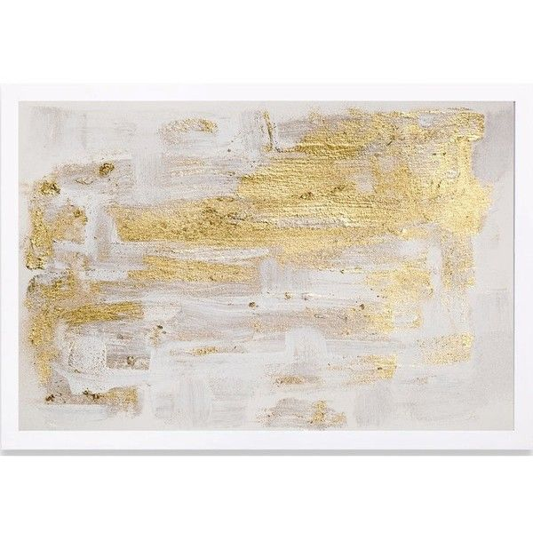 Pure Love Framed Oil Painting Print on Canvas ❤ liked on Polyvore ...