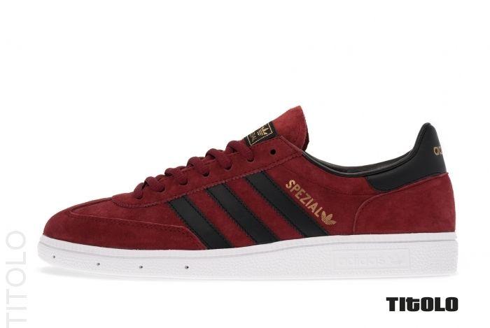adidas Spezial - Cardinal Red  b3a525f606